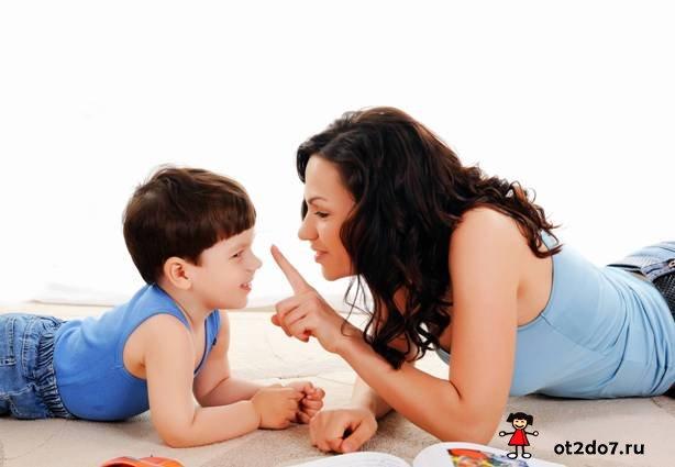 Сексуальное воспитание ребенка. 5 щекотливых «нельзя» и немного биологии