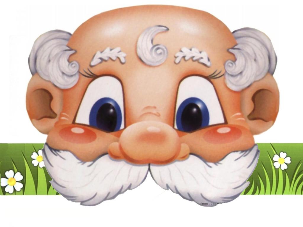 маски ободки для сказки репка от 2 до 7 учимся играя