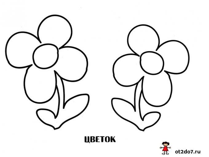 Двойные раскраски. Растения
