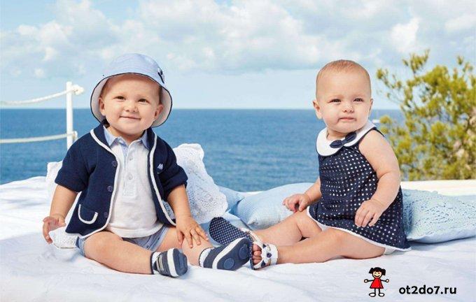 Детский стиль: модные решения