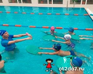 Как НЕ надо учить ребенка плавать
