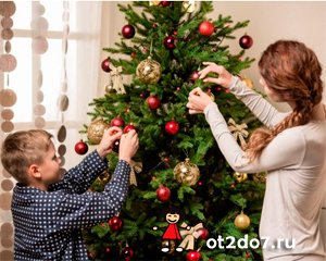 Как вместе с ребенком весело подготовиться к Новому году
