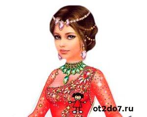 Бархатные наряды для принцессы