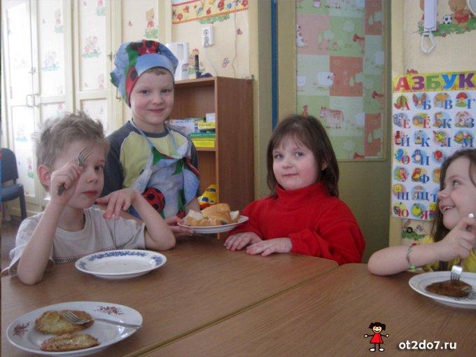 Видео-диск про детсадовскую жизнь