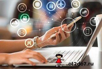 Роль интернета в воспитании детей