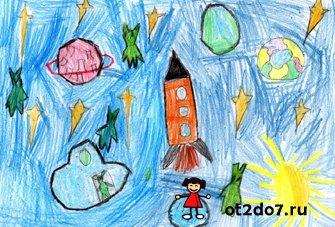 Что могут рассказать рисунки ребенка
